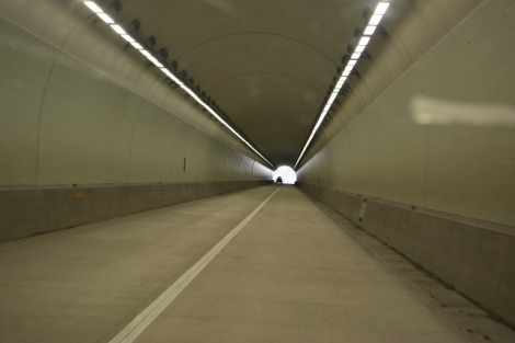 Interior Tunnel